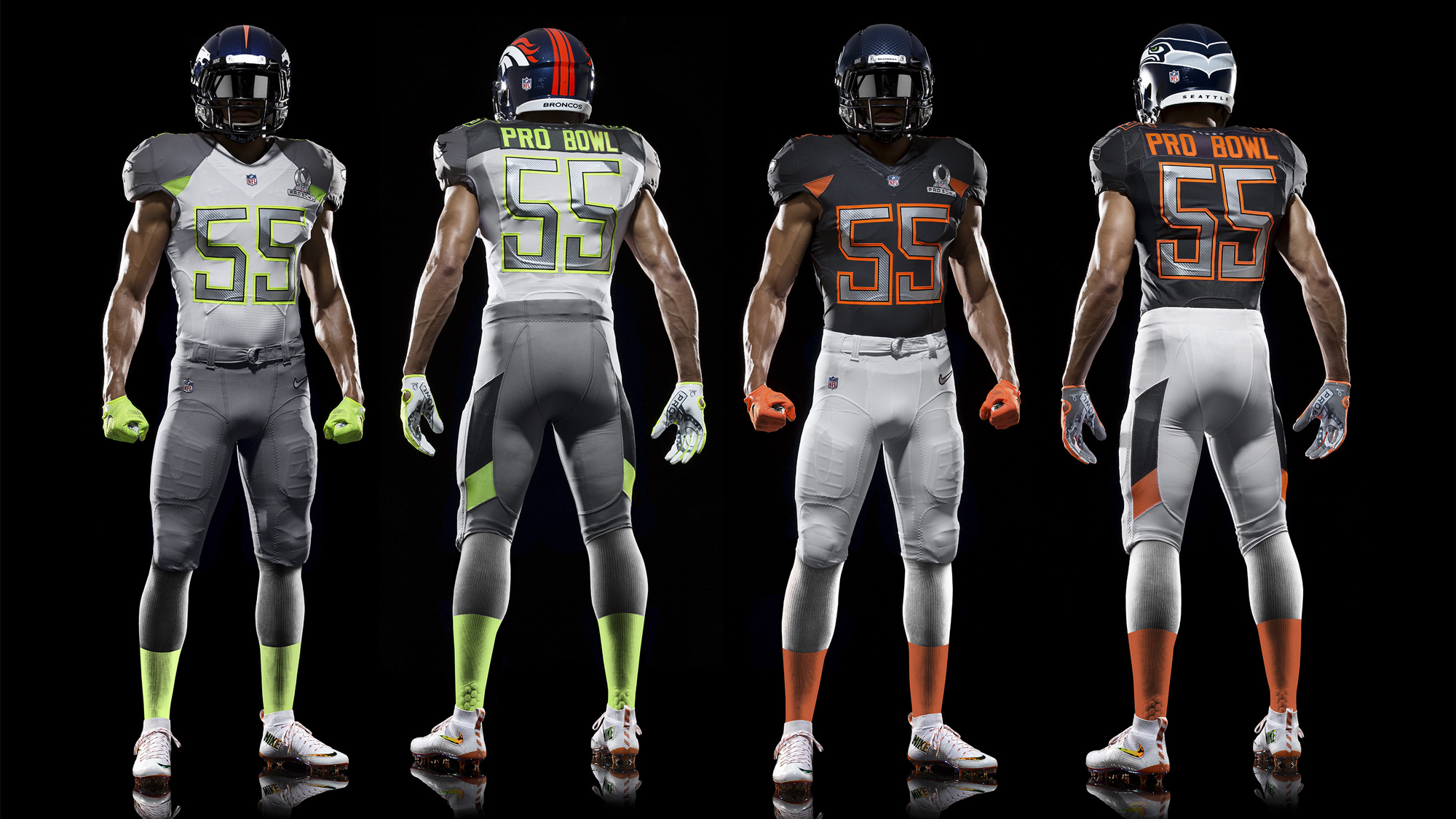 Rule changes for the 2015 Pro Bowl – Football Zebras